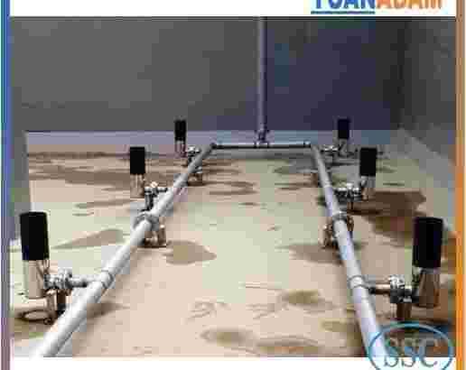 Ecorator Diffuser Merk SEIKA Pengolahan Air Limbah
