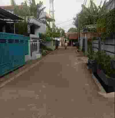 RUMAH KONTRAKAN di Swatantra Jatiasih Bekasi