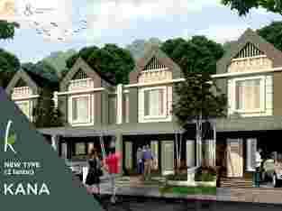Rumah Kana C2 No. 3, 5, 7 dan 11