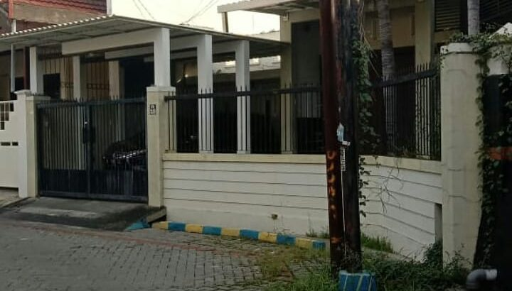 Dijual Rumah Di Darmo Permai Surabaya – 0822.3111.