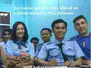 Guru Native Speaker Untuk Sekolah dan Perusahaan
