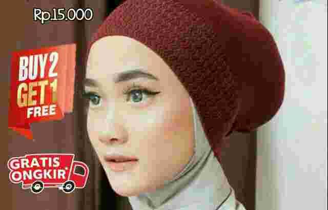 hijab basic ciput