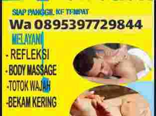 Pijat Dan Bekam Pria Khusus Pria Kota Malang Wa 0895397729844