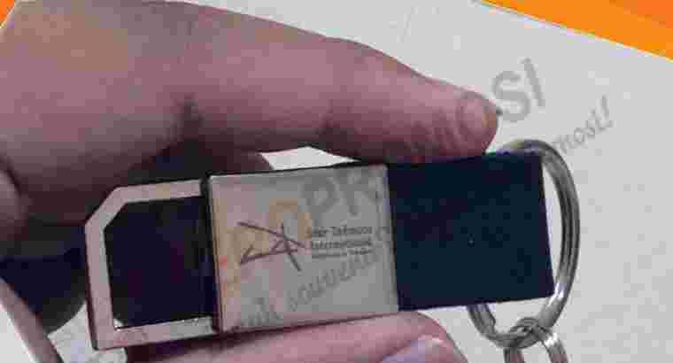 Souvenir Gantungan Kunci Besi GKA-05