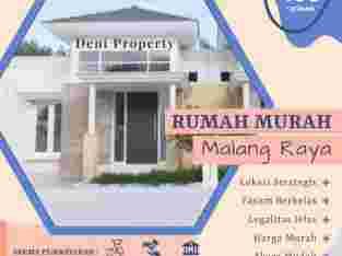 Rumah Pinggir Jalan Hbb dekat Stadion Kanjuruhan K