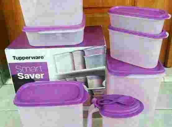 tupperware smrat saver