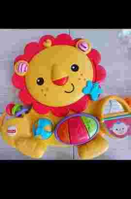 Lion Baby Walker