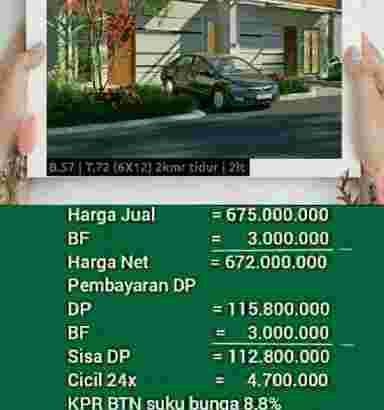 rumah baru di Tangerang