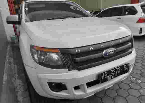 Ford Ranger XLS 4×4 Manual 2014