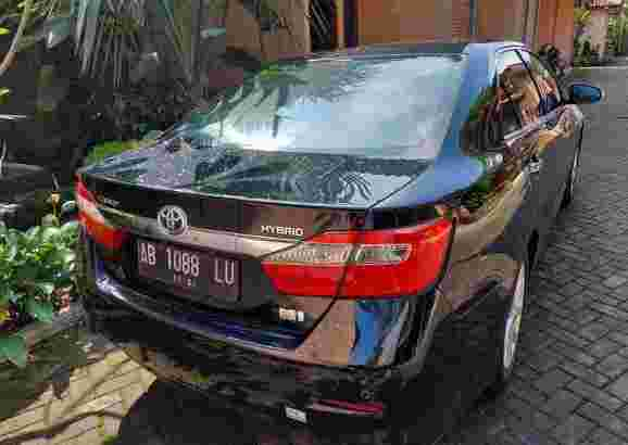 Camry Hybrid 2.5 2012/2013
