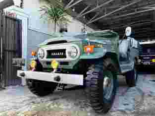 Hardtop FJ40 1970