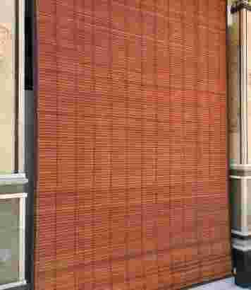 krey kayu bengkirai harga perm² 175.000 sdh termasuk pasang