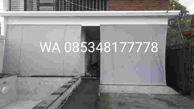 krey kain water proof anti air harga perm² 125.000 langsung pasang wa 085348177778