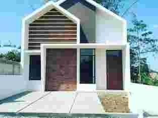 Rumah Modern 200 jutaan di Srikandi dekat Exit Tol