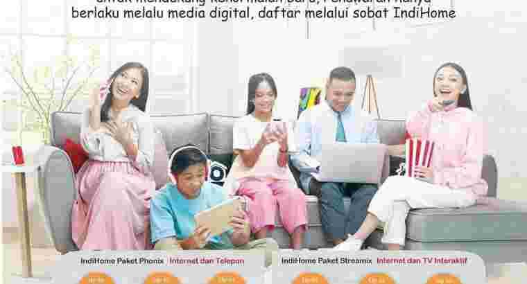 Registrasi Wifi Indihome