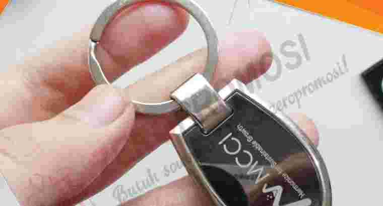 Gantungan Kunci Promosi – souvenir Key Ring