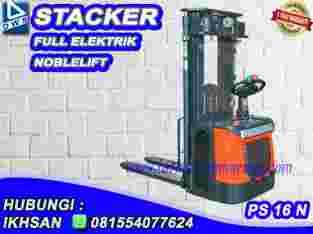 Jual Stacker Elektrik Noblelift PS 16 N 5300 Murah