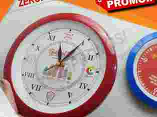 Produksi Souvenir Jam Dinding Promosi Kode 218P