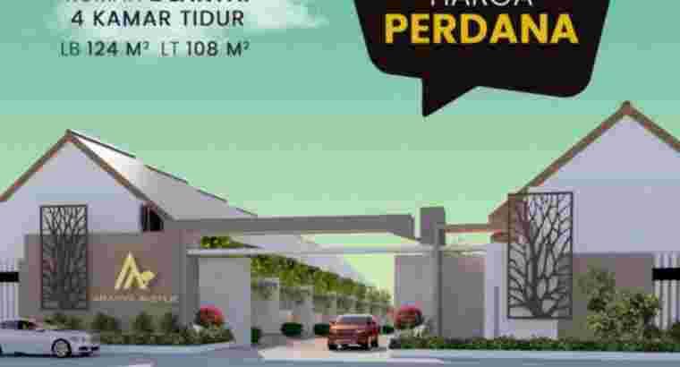 Perumahan ARANYA AVENUE Yogyakarta di jl Kaliurang km 10 dekat UGM