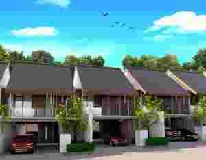 Perumahan Elite Jl Kaliurang Sleman, Aranya Avenue