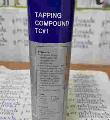 tap matic cutting fluid nabakem,Tapping compound T