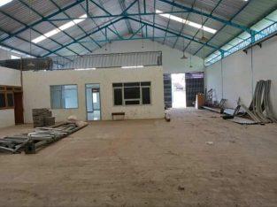 Gudang Luas Baru Renov di Pakis Malang