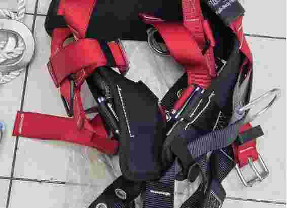 full body harness safety belt protecta pro 3 AB115