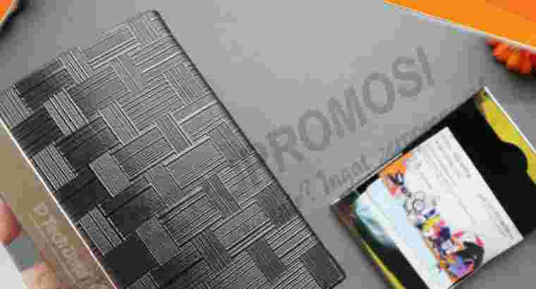 Souvenir Tempat Kartu Nama – Name Card Box NC8365