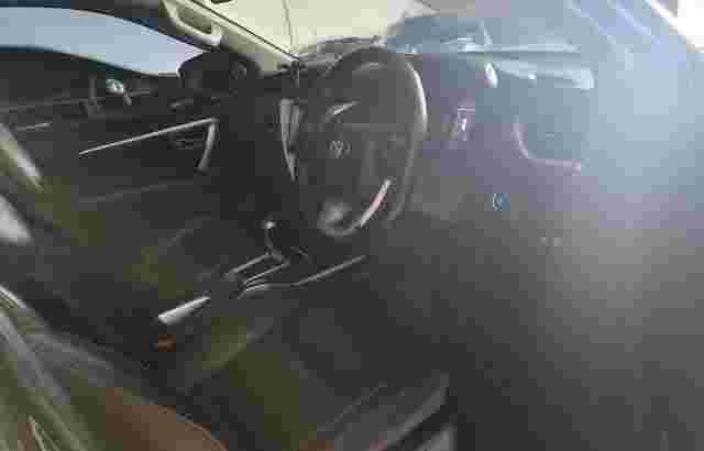 Fortuner VRZ Matic Diesel 2016