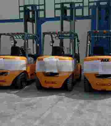Jual Forklift Baru Diesel 3 Ton 3 Meter Murah Sragen