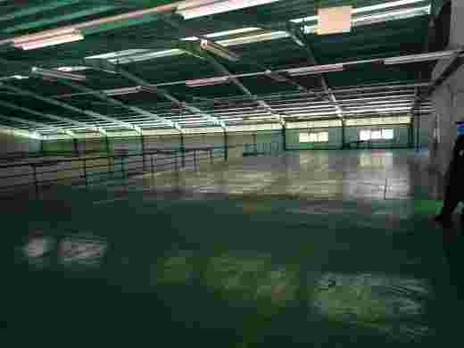 Pabrik Dijual (ex pabrik elektronika) di Kawasan Industri Jababeka Bekasi