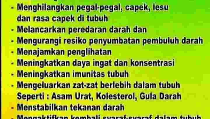 Bekam Malang Panggilan Wa 0895397729844