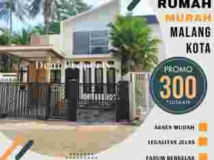 rumah villa mewah dekat Dispenduk di Annisa kota m