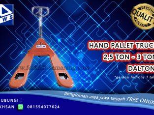 Hand Pallet Truck Semarang
