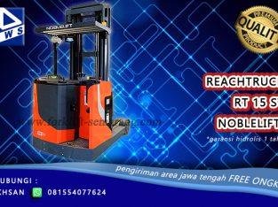 Distributor Electric Reach Truck Kapasitas 1,5 Ton