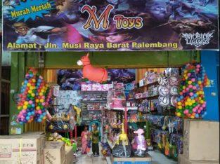 Lowongan Kerja Toko Mainan M Toys Palembang