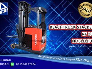 Distributor Electric Reach Truck Kapasitas 2 Ton 6
