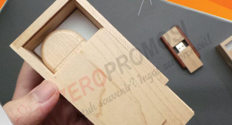Sedia Packaging Sliding Box Kayu Untuk Kemasan Fla
