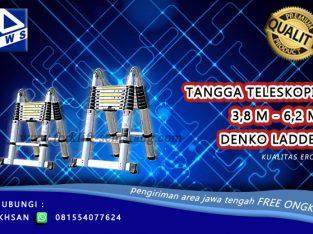 Jual Tangga Teleskopik Semarang Murah