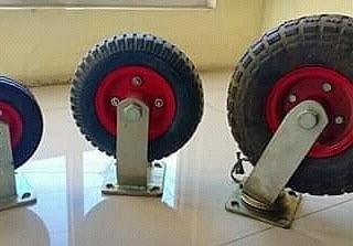 Roda Pneumatic pompa