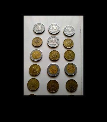 koin tahun 1991