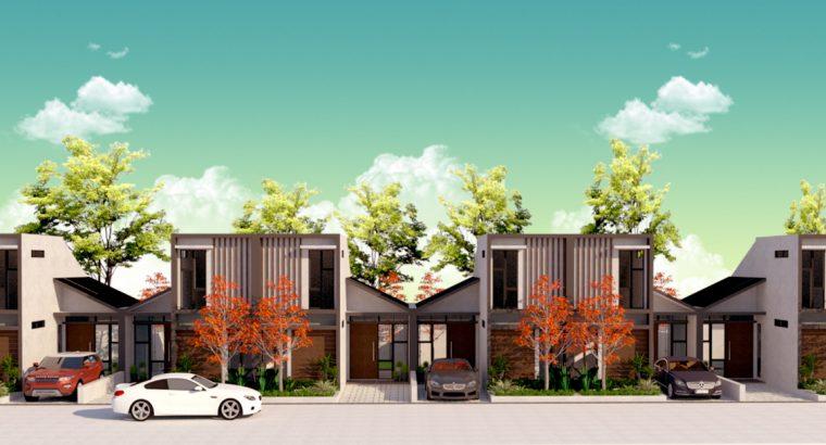 Rumah Dijual Jogja Area Kampus UII, 400 Jutaan