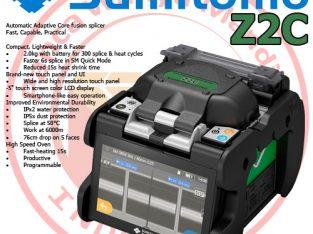 Jual Splicer SUMITOMO Z2C   Terima Service SPLICER
