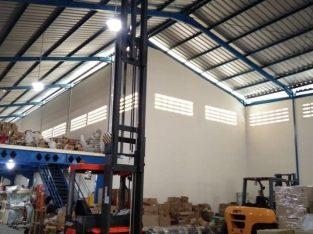 Reach Truck Stacker 1 dan 2 Ton 7m Semarang