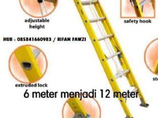 Tangga PLN 6 meter dan 9 meter murah di solo