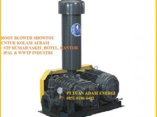Mesin Root Blower Showfou RLC 100 – Motor 11 KW