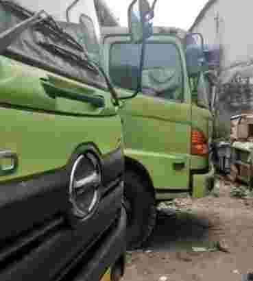 Dijual Dump Truck indeks 24 th 2018
