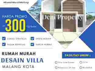 Rumah Murah Type 36 di Sekarsari Tlogowaru Malang
