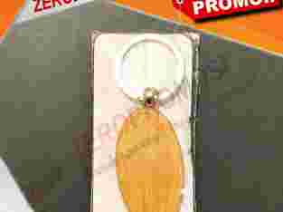 Souvenir Gantungan Kunci Kayu GK-K03 Termurah Dan
