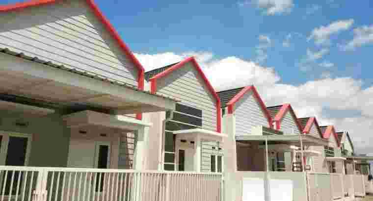 Rumah Inhouse di Kota Malang 5 menit dari UB